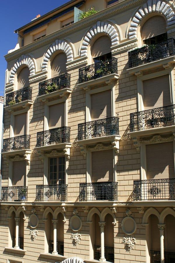 Architecture française photos stock