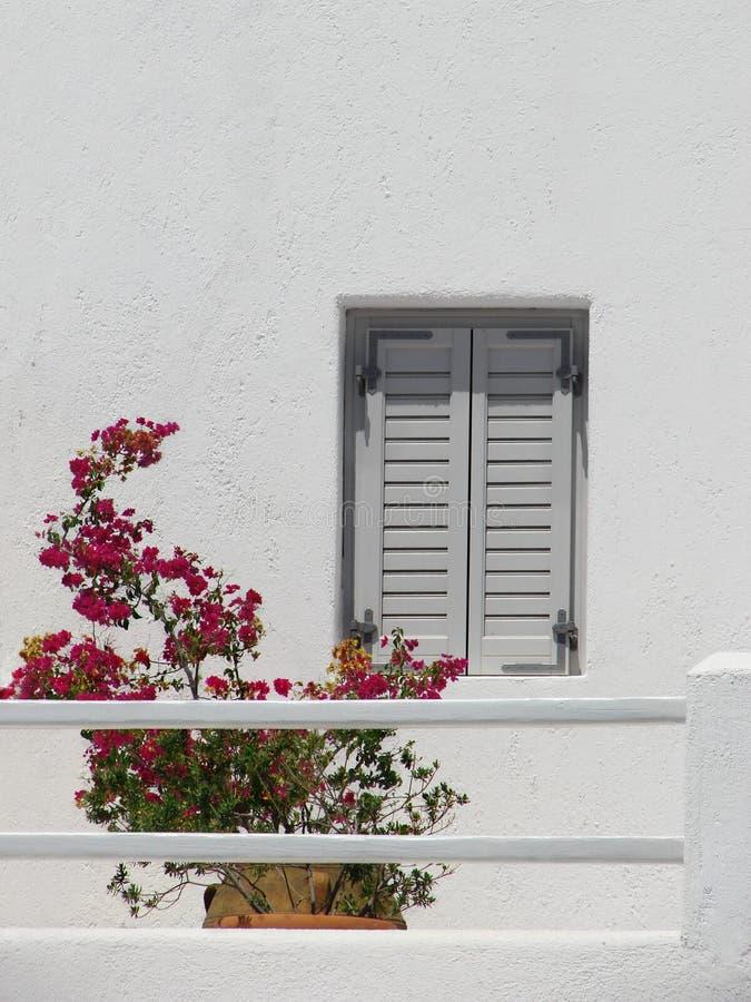 Architecture grecque photo stock