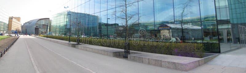 Architecture of Helsinki stock images
