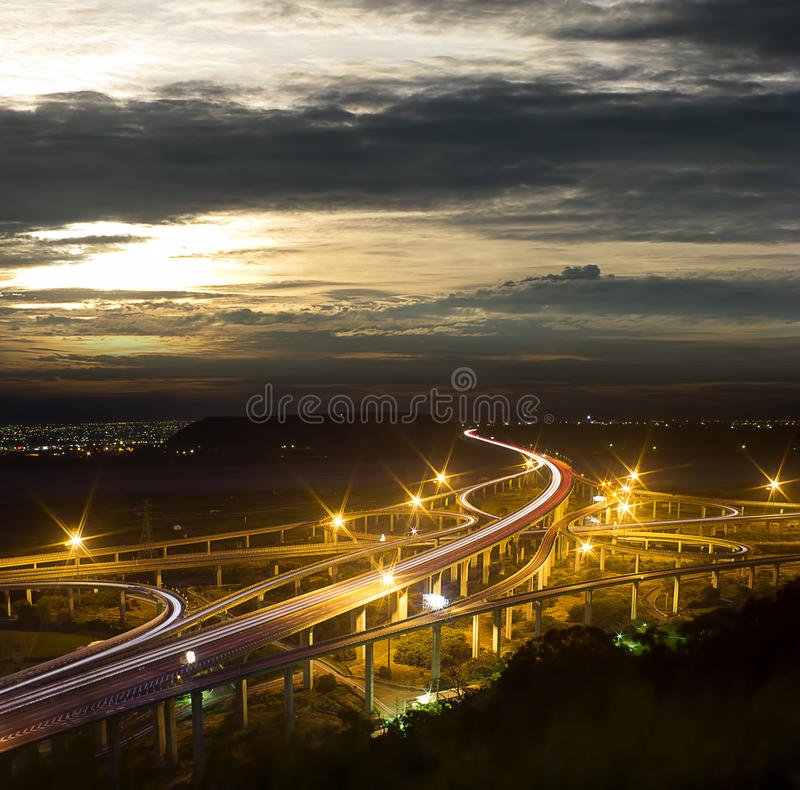 Download Architecture Of Highway Constructio Stock Photo - Image: 26833820