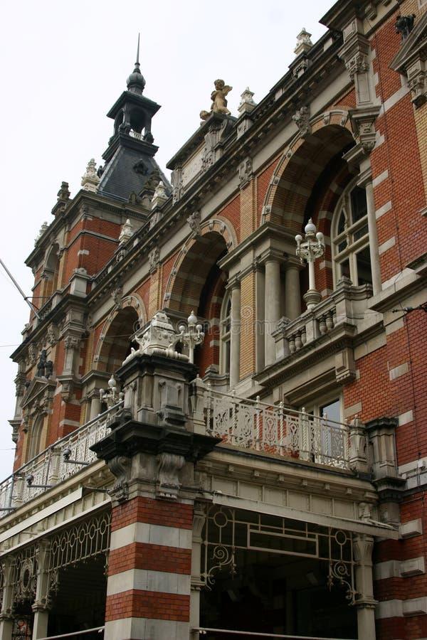 Download Architecture hollandaise photo stock. Image du exécutez - 734966