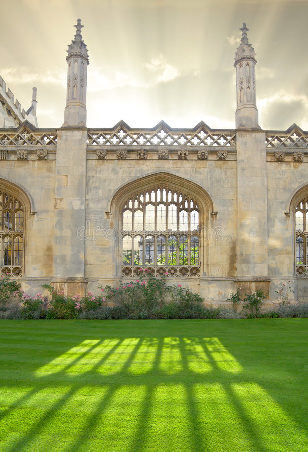 Free Architecture In Cambridge University, England Royalty Free Stock Image - 6553196