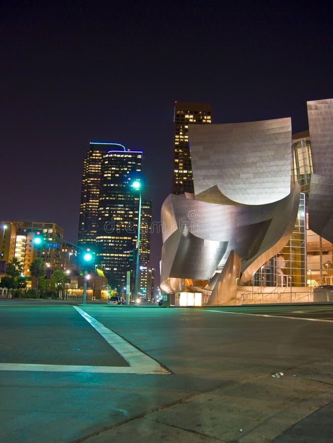 Architecture incurvée américaine photos libres de droits