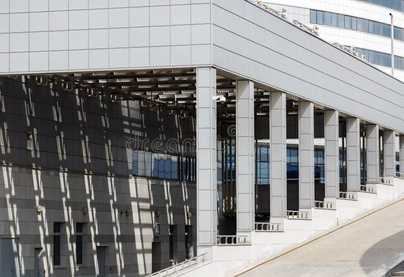 architecture industrial modern στοκ εικόνα με δικαίωμα ελεύθερης χρήσης