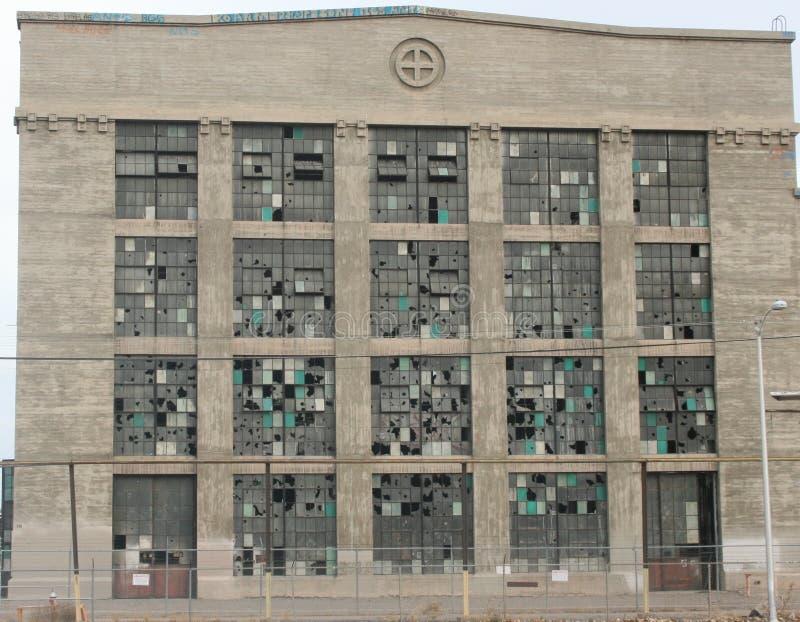 Architecture industrielle photo libre de droits