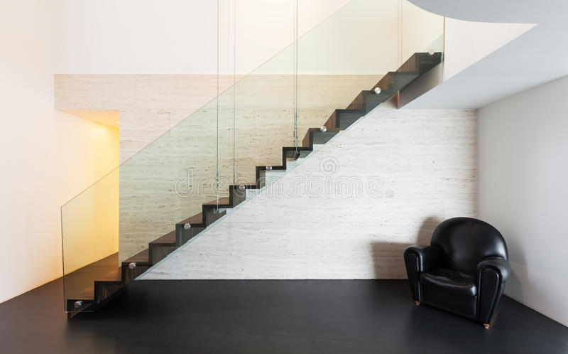 Download Architecture, Interior Of A Modern Villa Royalty Free Stock Image - Image: 37960516