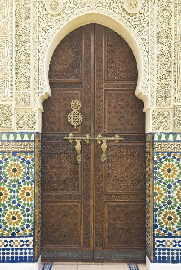 Architecture islamique photos stock
