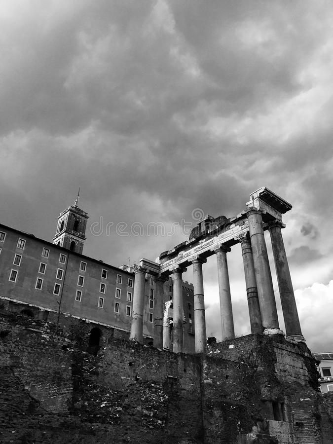 Architecture italienne photo stock