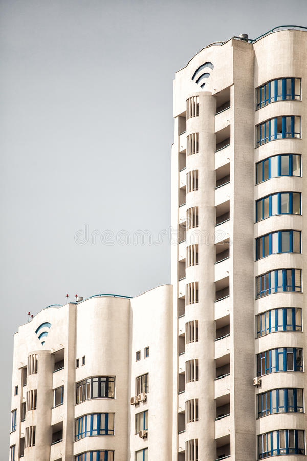Architecture of Kiev royalty free stock image