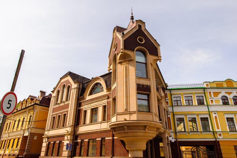 Architecture of Kiev, Ukraine royalty free stock photo