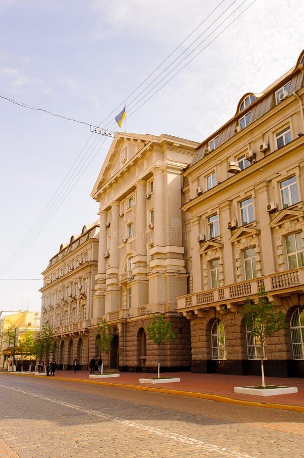 Architecture of Kiev, Ukraine royalty free stock image