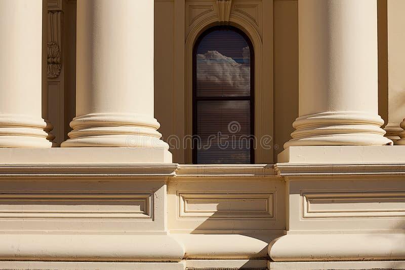 Architecture Launceston Tasmanie photographie stock