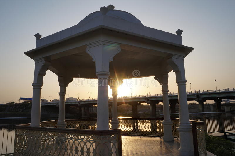 Architecture of lucknow royalty free stock photography