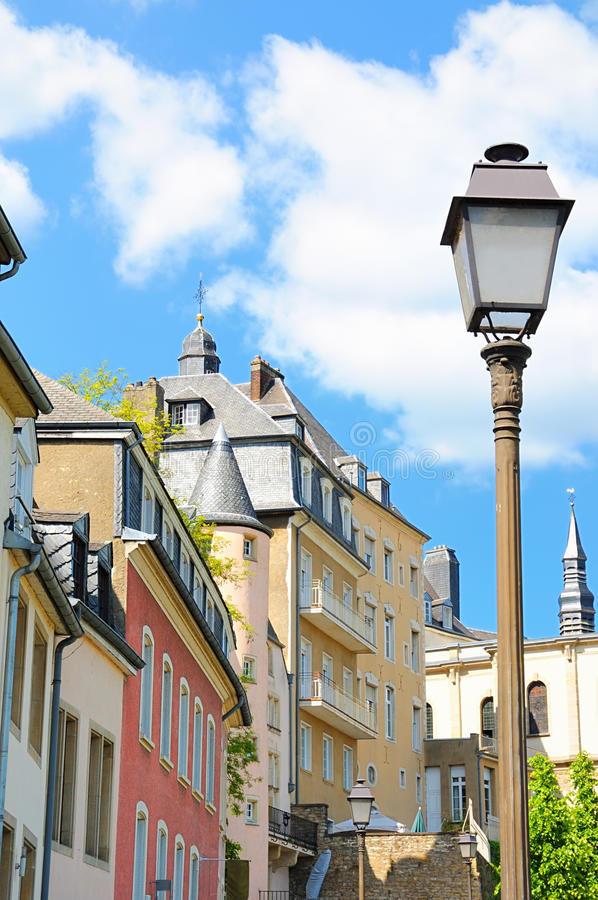 Architecture of Luxembourg