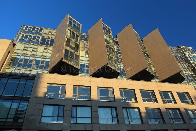 Architecture moderne à Oslo photo libre de droits