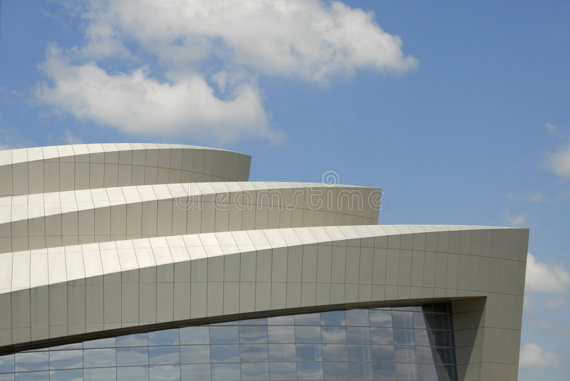 Architecture moderne photos stock