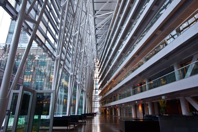 Architecture moderne d'affaires photo libre de droits