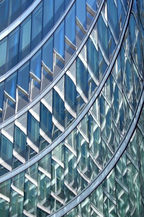 Architecture moderne, l'Europe. photographie stock libre de droits