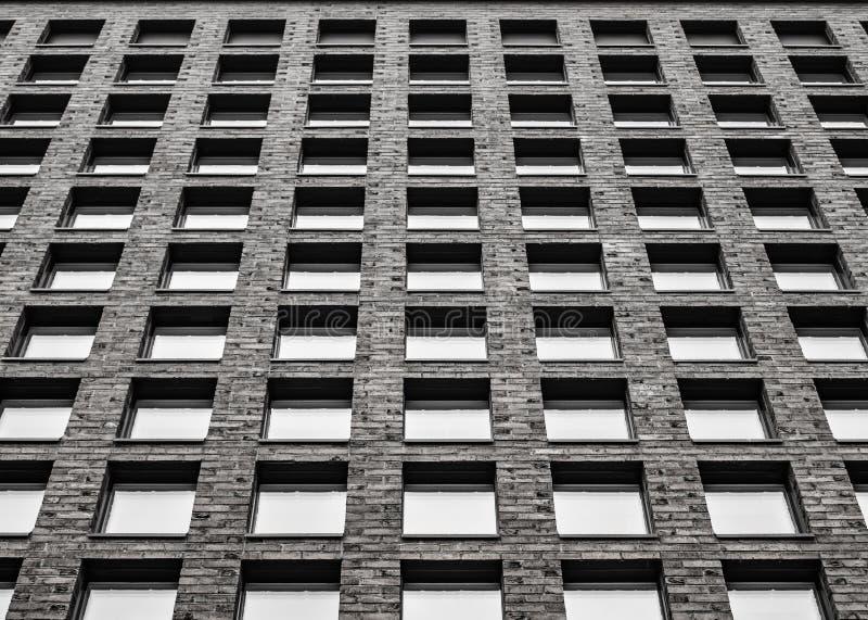 Architecture moderne, perspective geometry photos libres de droits