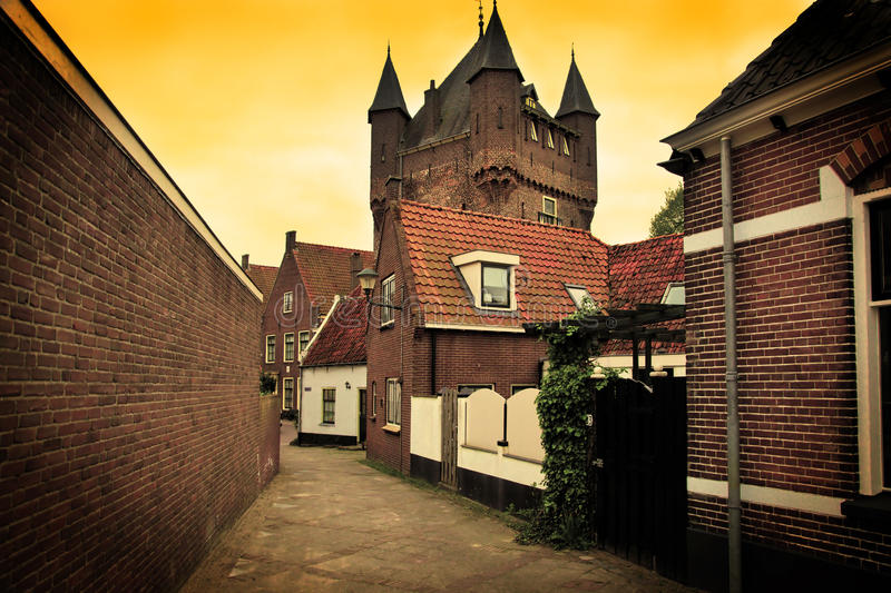 Download The Architecture In Netherlands Stock Image - Image: 24864649