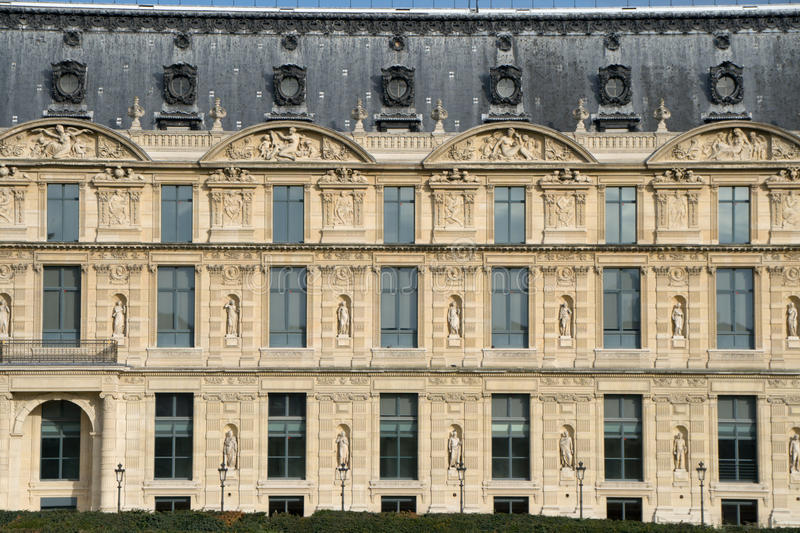 Download Architecture in Paris stock photo. Image of antique, green - 13106250