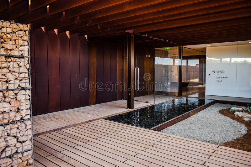 Architecture, Real Estate, Deck, House royalty free stock photo