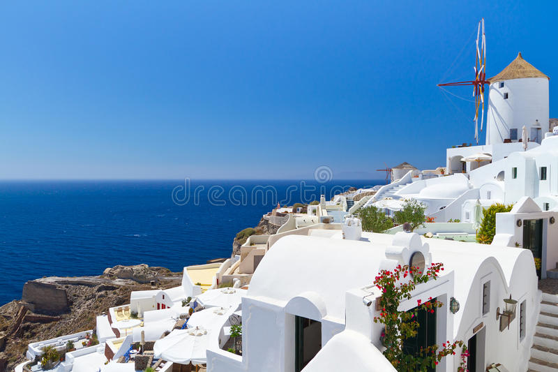 Download Architecture Of Santorini Island In Greece Stock Photo - Image: 26805588