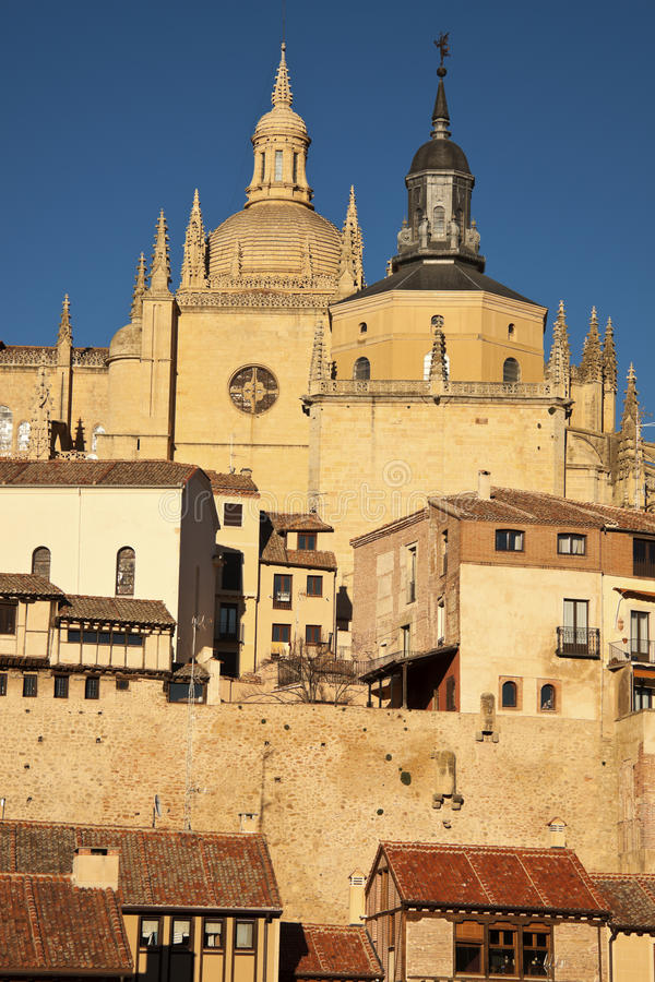 Download Architecture of Segovia stock image. Image of church - 21851839