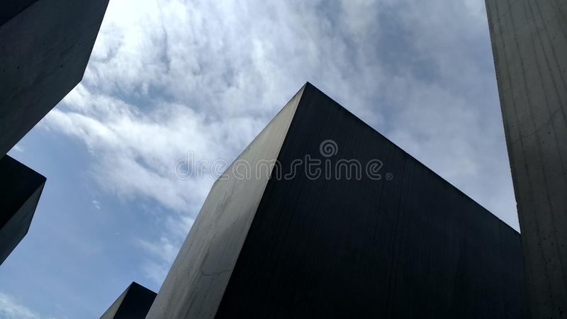 Architecture and sky stock photography