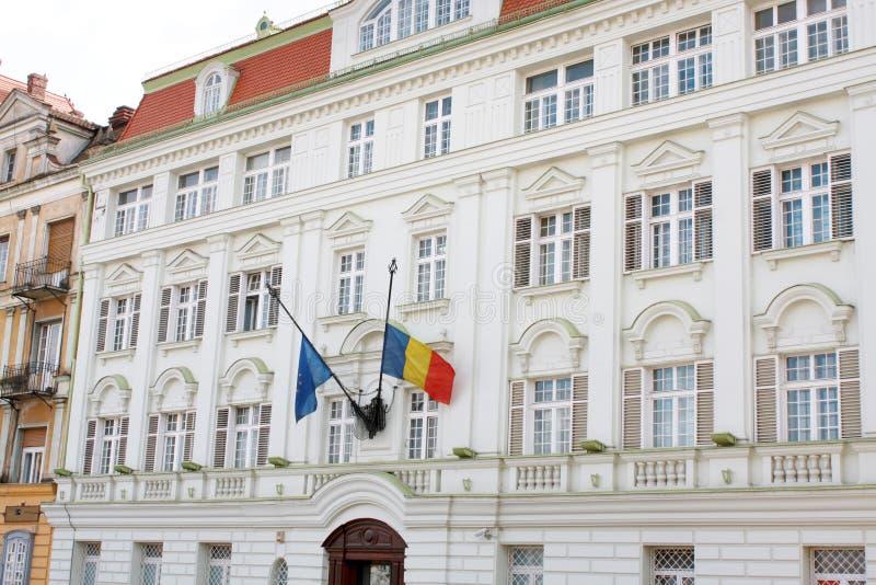 Architecture Timisoara royalty free stock image