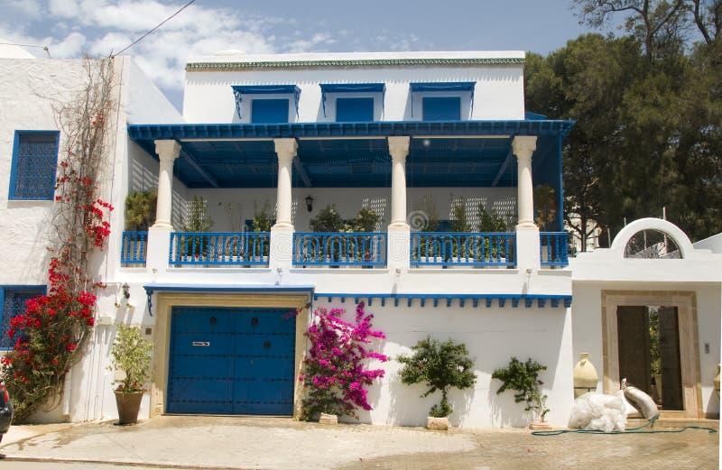 Download Architecture Tunisia Africa Sidi Bou Said Stock Image - Image: 25139733