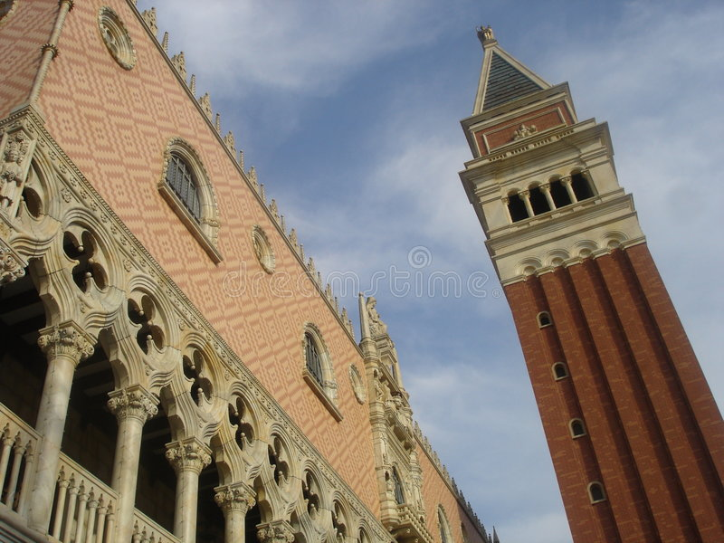 Download Architecture In Venice Royalty Free Stock Images - Image: 181559