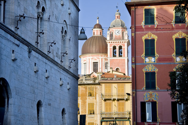 Download Architectures stock image. Image of painted, italy, holiday - 9033233