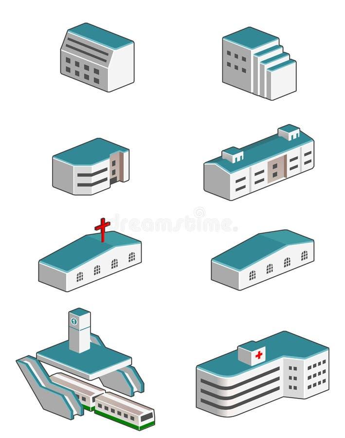 Architectuur vector illustratie