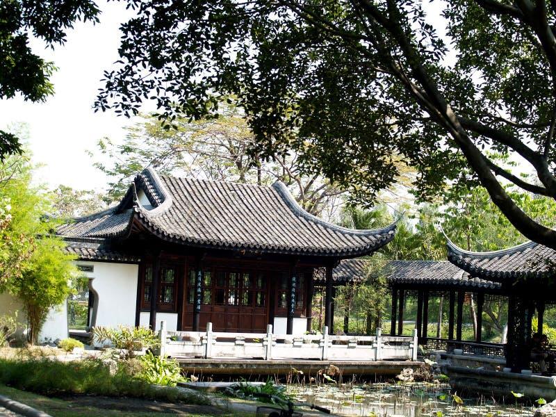 Architectuur 2 van China royalty-vrije stock fotografie