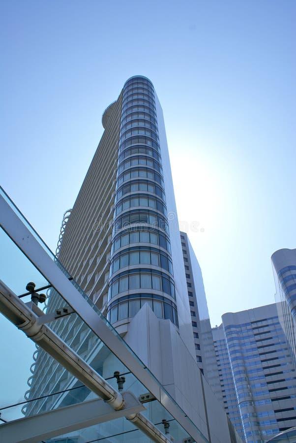 Architectuur 2 van Yokohama stock fotografie