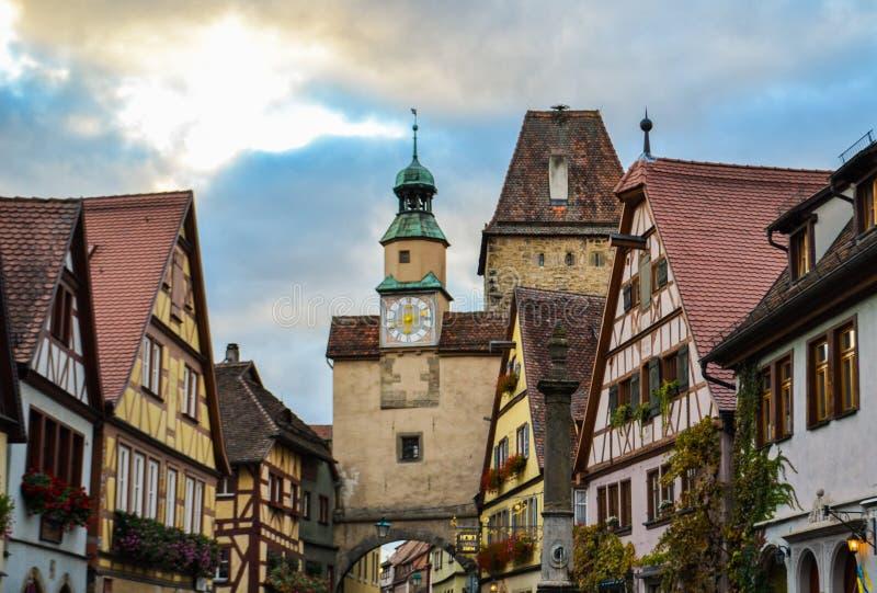 architectuur in Europa stock foto's