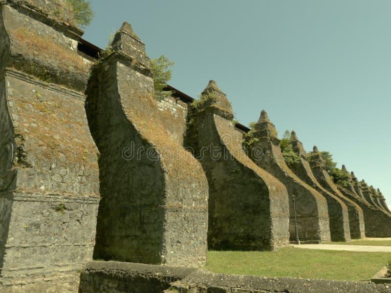 Architectuur-kerk royalty-vrije stock afbeeldingen