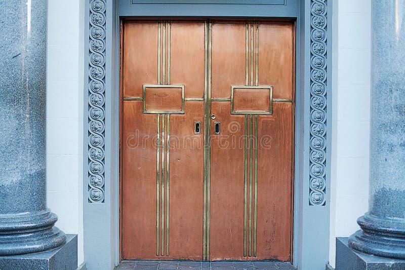 Architectuur Launceston Tasmanige stock afbeelding