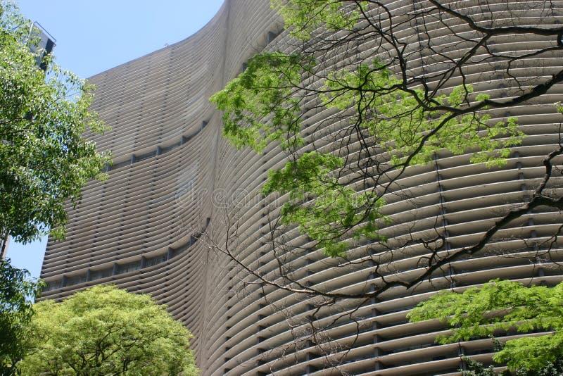 Download Architectuur in Sao Paulo stock foto. Afbeelding bestaande uit gemeentelijk - 17083214