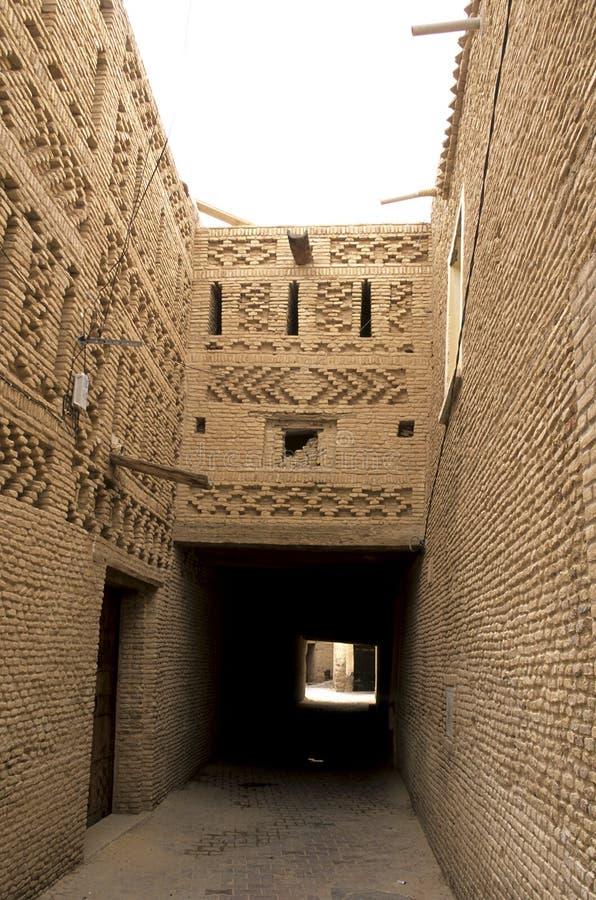 Architectuur Tunesië stock afbeeldingen