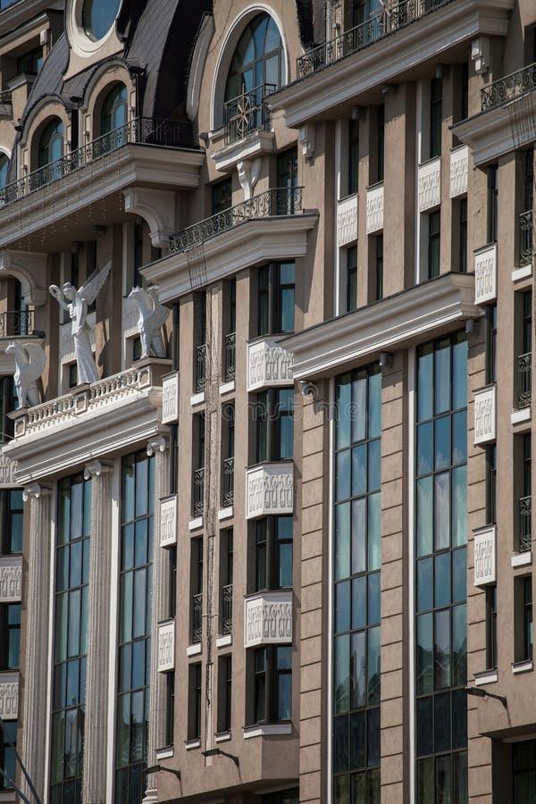 Architectuur van Kiev royalty-vrije stock fotografie