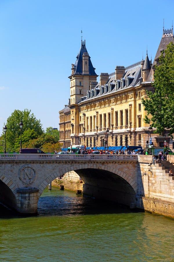 Architectuur van Parijs royalty-vrije stock fotografie