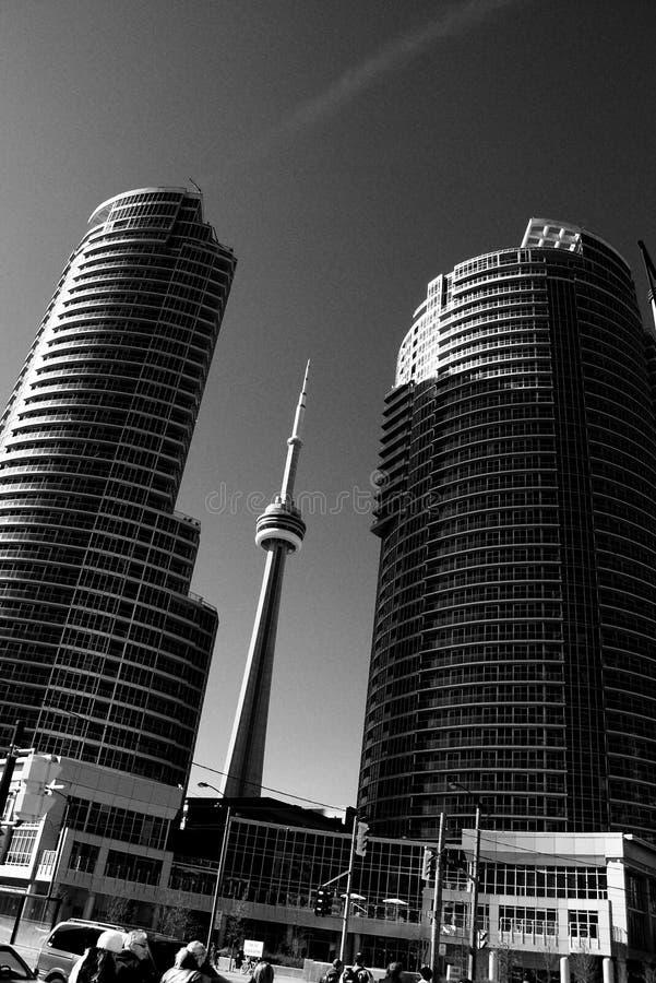 Architectuur van Toronto stock foto