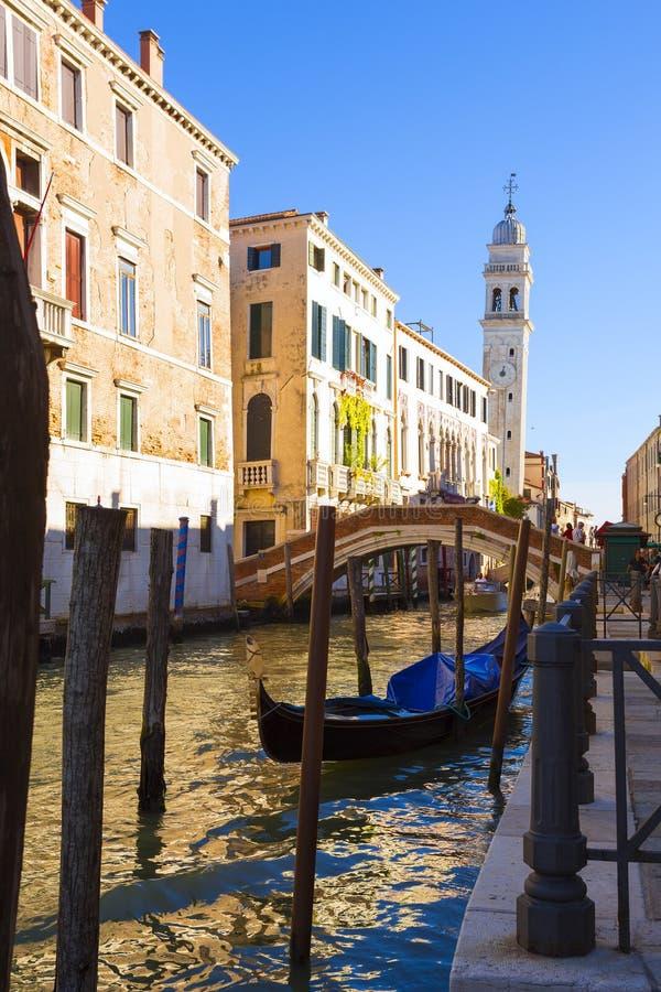 Architectuur van Venetië Italië royalty-vrije stock foto's