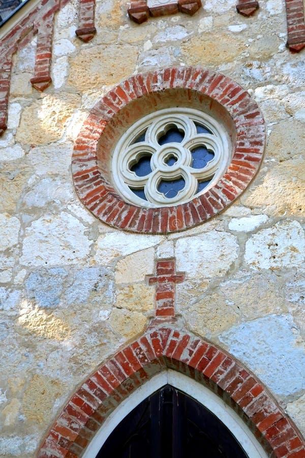 Architectuur in Zapresic, Kroatië royalty-vrije stock foto's