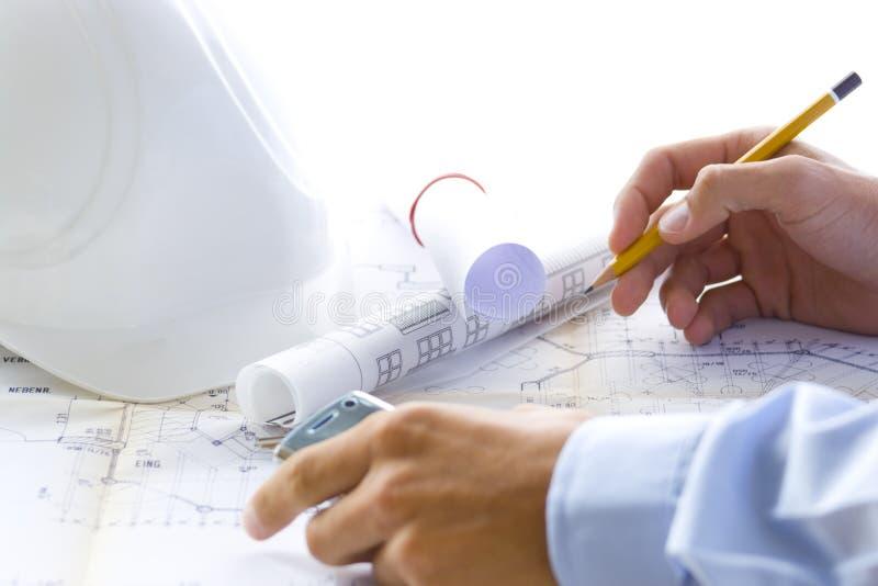 Architekt stockbilder