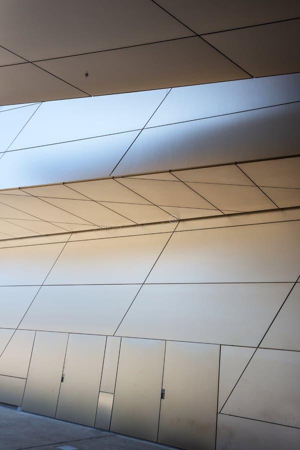 Architektoniczni abstrakty obraz royalty free