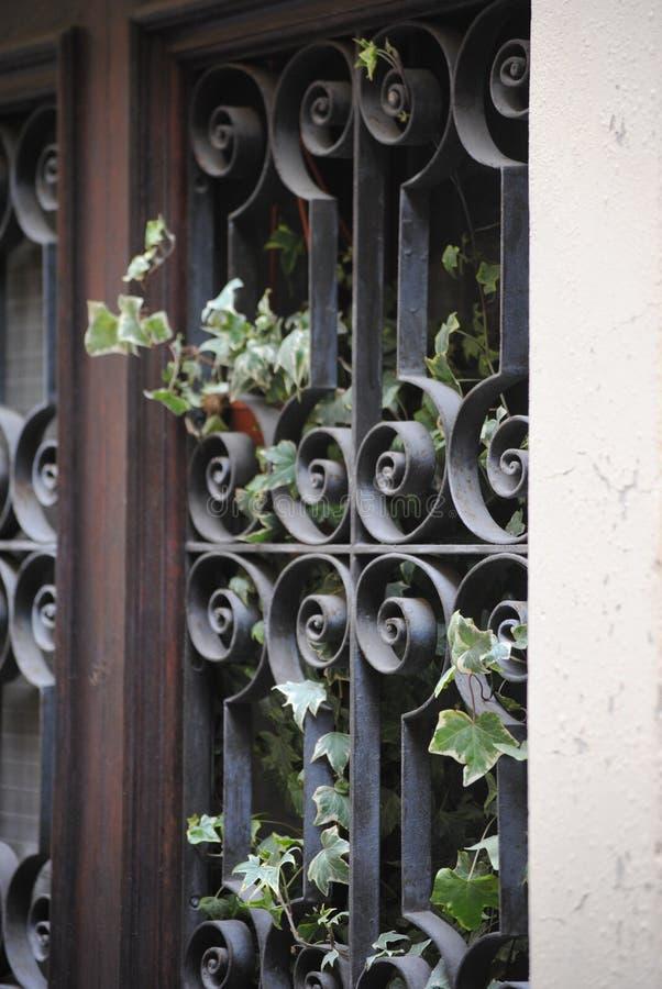 Architektoniczni szczegóły Florens fotografia stock