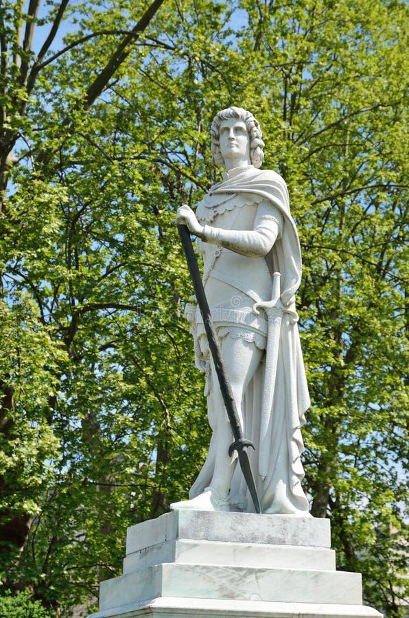 Architektoniczni szczegóły Francuski grodzki Pau zdjęcie royalty free